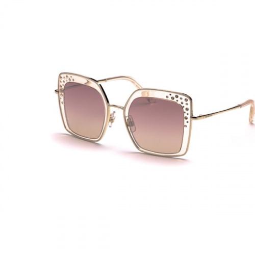 Sunglasses, SK 0324-H 57F, Beige