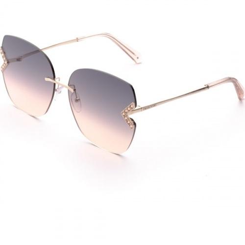 Sunglasses, SK0306-H 28B, Rose gold tone