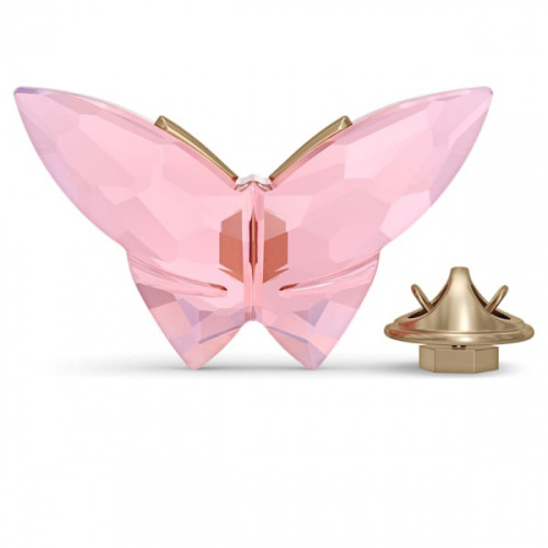 Jungle Beats Butterfly Magnet, Pink, Large
