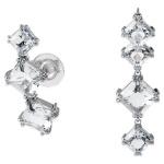 Millenia drop earrings, Single, Asymmetrical, Set