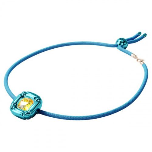 Dulcis necklace, Blue