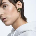 Dulcis Stud Earrings, Green