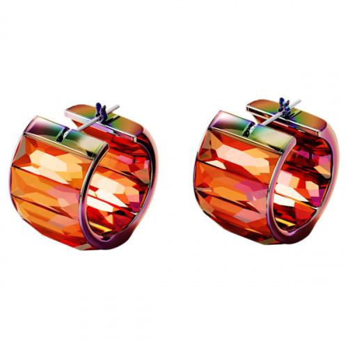 Curiosa earrings, Pink