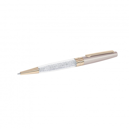 Crystalline Stardust Ballpoint Pen, Vintage Rose, Rose Gold Plated