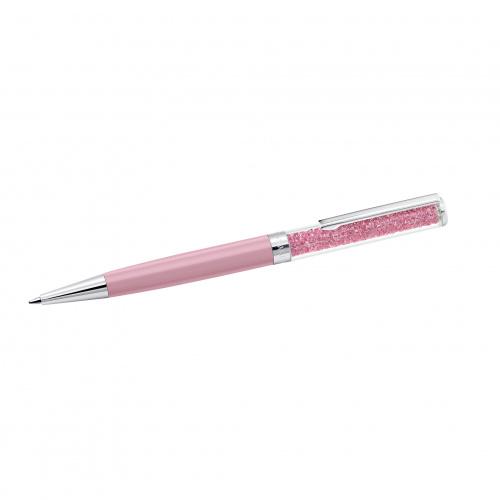 Crystalline Ballpoint Pen, Pink