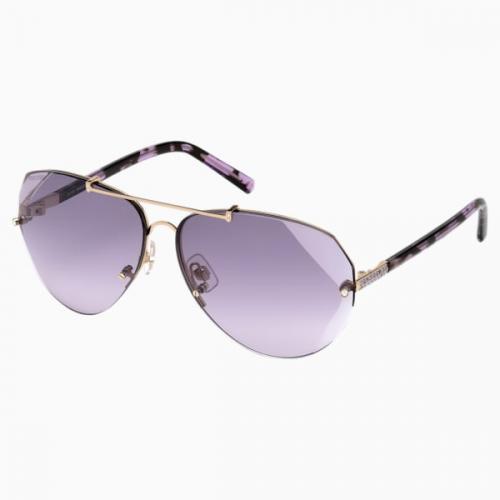 Swarovski Sunglasses, SK0134 28Z, Purple