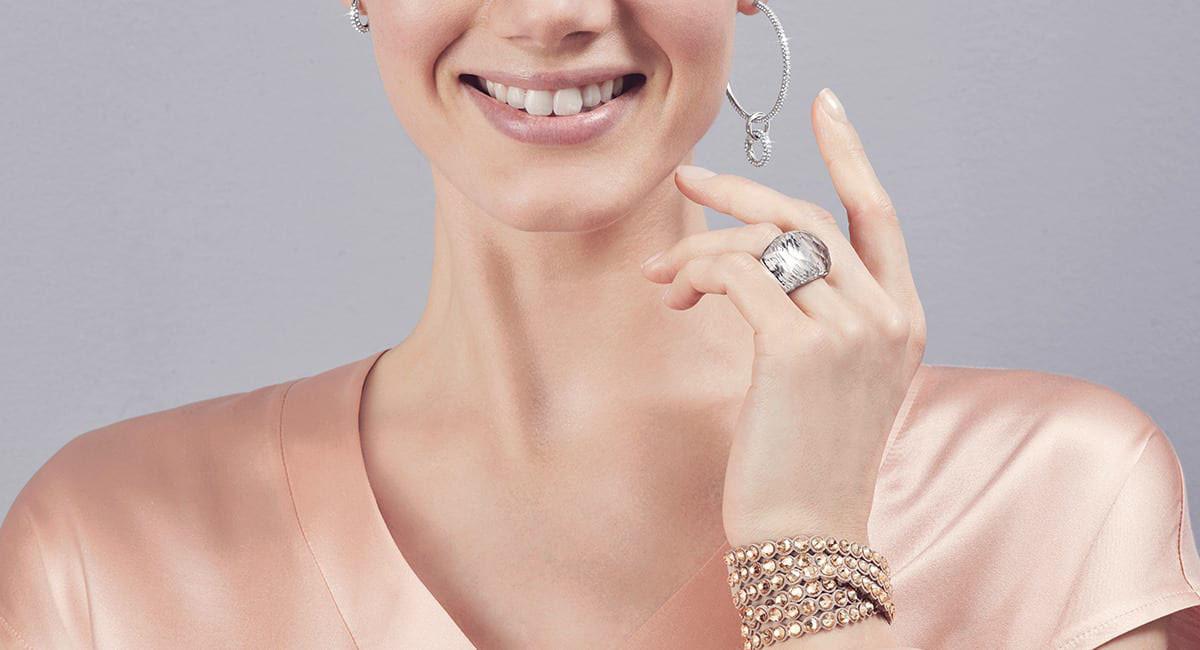 Како да го стилизирате Вашиот накит